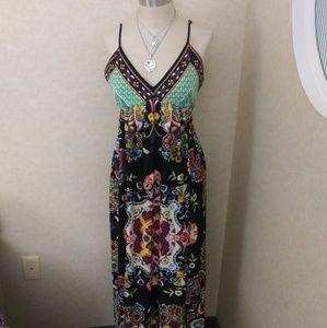 E.C.I New York Maxi Dress